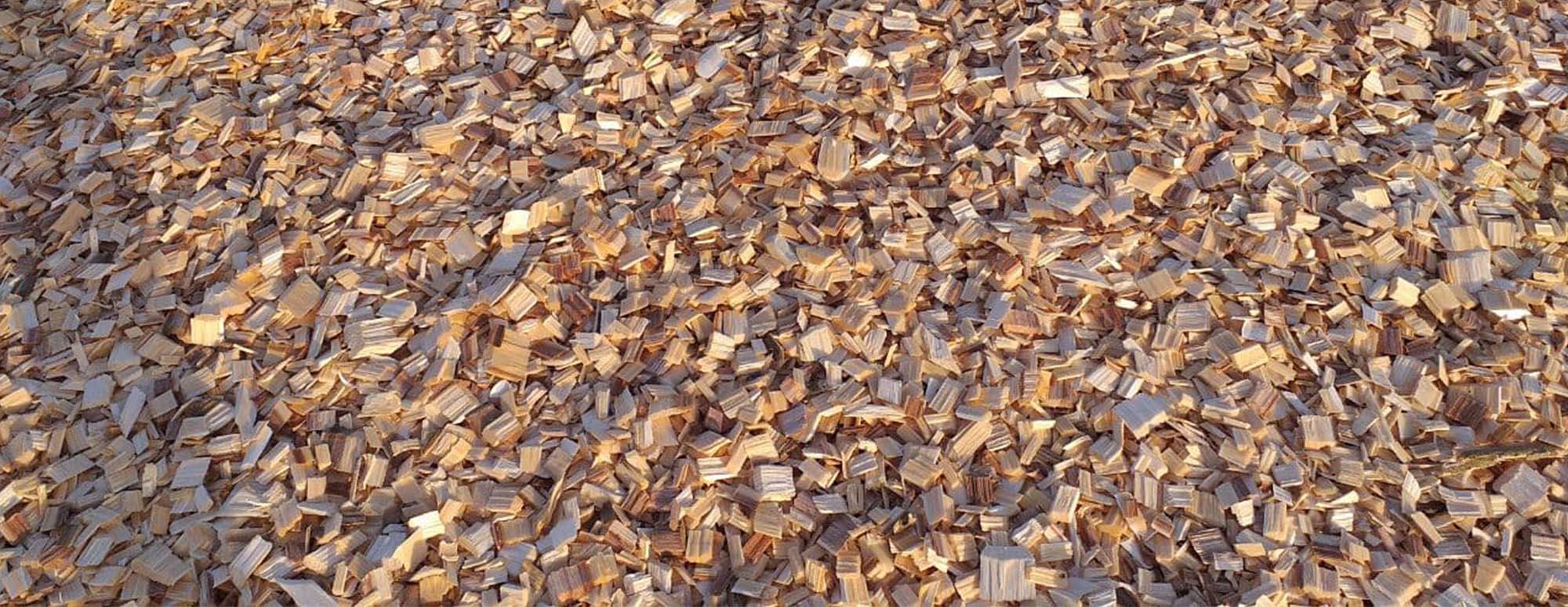 Dăm gỗ xuất khẩu GREEN MECH