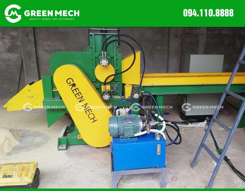 Máy nghiền mùn cưa GM-150SM tại Gia Lai